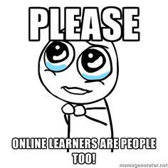 my pleaseguy meme for assessing social media workshop <3