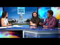 Apr12.  Democracy Spring: Disrupting the status quo - YouTube