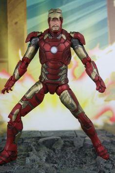 Iron Man Age of Ultron (Marvel Legends) Custom Action Figure