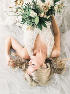 Bohemian bridal shoot: http://www.stylemepretty.com/2017/05/23/romantic-bohemian-bridal-session/ Photography: Lauren Fair - http://laurenfairphotography.com/