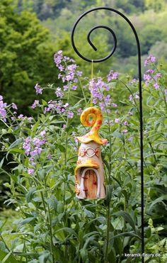 Insektenhotel - Gartenkeramik - Kreative Keramik für Haus und Garten