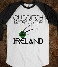 Ireland | Quidditch World Cup