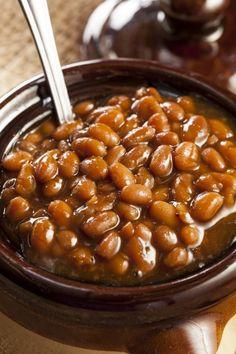 Whiskey Beans