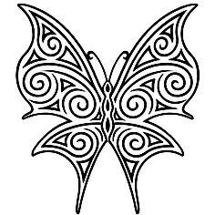 Butterfly design made bij www.styleyes.nl