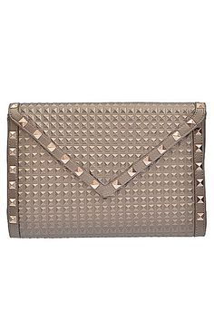 Studded Clutch~Visit www.lanyardelegance.com for beautiful Beaded Lanyards and Crystal Eyeglass holders for women.