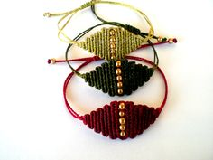 Macrame armbanden verstelbare armband vriendschap armbanden