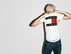 BACK TO THE 90S: TOMMY HILFIGER PRESENTS TOMMY JEANS 2016 CAMPAIGN