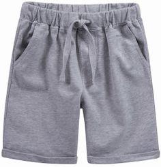 Spodnie krótkie dla chłopca. Kolekcja: Kondycja na medal