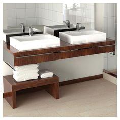 Sensi dacqua design monomando tina cuadrada c ducha stan for Llaves para duchas sodimac