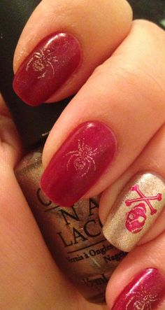 Helloween OPI Opi, Nail Polish, Nails, Finger Nails, Ongles, Nail Polishes, Manicure, Nail, Polish