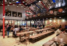Image result for cafe food court jakarta