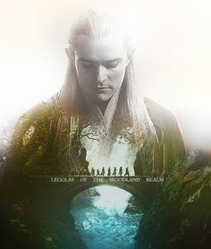 Legolas Prince of the Woodland Realm Jrr Tolkien, Fellowship Of The Ring, Lord Of The Rings, Orlando Bloom Legolas, Mirkwood Elves, Legolas And Thranduil, Into The West, An Unexpected Journey, Dark Lord