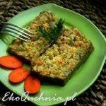 Warzywny pasztet wegetariański