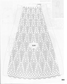 Fabulous Crochet a Little Black Crochet Dress Ideas. Georgeous Crochet a Little Black Crochet Dress Ideas. Crochet Skirt Pattern, Crochet Skirts, Crochet Amigurumi Free Patterns, Crochet Stitches Patterns, Crochet Chart, Skirt Patterns, Coat Patterns, Blouse Patterns, Sewing Patterns