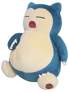 Pokemon Center Original Snorlax Kabigon Doll (ALL STAR COLLECTION)