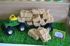 Boy's Farm Tractor Theme