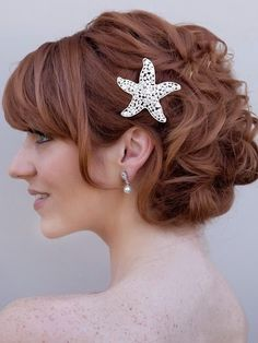 Wedding Updos For Short Hair | Weddig Hair