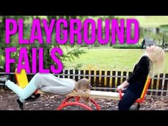 School's out for summer! To celebrate the final stretch of class before 3 months of freedom, we went through our collection and put together our most epic playground fails from over the years...