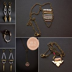 Maddox & Klaus tribal jewelry + giveaway (ends 3/21)