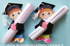 End of school year diploma holder - My PT Sites Graduation Templates, Graduation Crafts, Graduation Party Themes, Kindergarten Graduation, Graduation Day, Nursery Class Decoration, Board Decoration, Art For Kids, Crafts For Kids