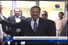 Cancilleria en espera de notificación de cancelación de la visa del Magistrado Roberto Rosario, Presidente de la JCE