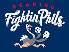 (Reading Fightin Phils)