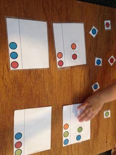 Jeux de logique à imprimer pour enfants de 2 à 4 ans