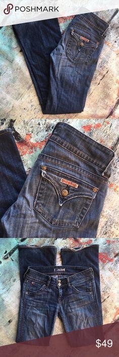 Hudson signature boot cut Hudson signature boot cut 26 x 32 Hudson Jeans Jeans Boot Cut