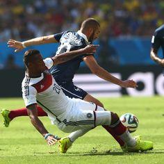 Football! Les Bleus put World Cup blues behind them