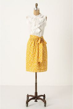 anthropologie If I ever need work clothes..