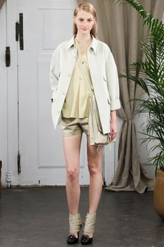 #ChristopheLemaire #Spring2014 #Catwalk #trends #ParisFafhionWeek #Paris #SS2014 #shorts