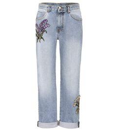 ALEXANDER MCQUEEN . #alexandermcqueen #cloth #jeans