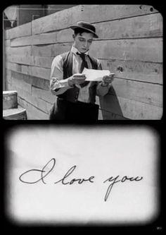 Buster Keaton, Neighbors - (1920)