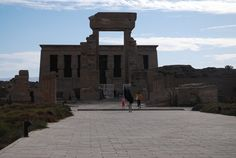 Храм Дендера (Хатхор)