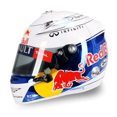 Sebastian Vettel - Red Bull F1 Barcelona 2012