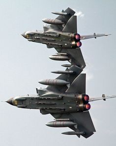 RAF Role Demo Display at RIAT 2012.