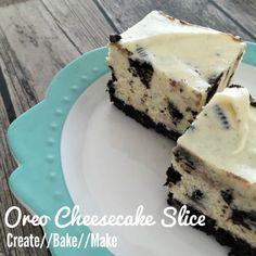 Easy No Bake Slice, Balls and Cheesecake Recipes Oreo Cheesecake Slice Feature No Bake Lemon Cheesecake, Oreo Cheesecake, Cheesecake Recipes, Fun Desserts, Delicious Desserts, Dessert Recipes, Yummy Recipes, No Bake Slices, Meals