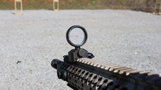 Well wouldya lookie here? An innovative take on iron sights courtesy of industry newcomer Clear Image Solutions. Protected by US Patent #8,925,238, Clear Image Solutions has developed a replacement front sight for iron sights that uses a free-floated dot instead of the common post. In short, its a piece of fiber optic inside a piece … Read More …