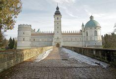 Krasiczyn Castle , Poland