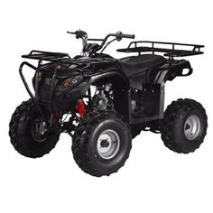 Full Size Atv 125cc Semi Auto with Reverse Ata-125f1 Model