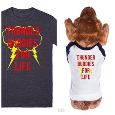 """Thunder Buddies (human) 