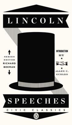 Penguin Civic Classics. Design: Gregg Kulick