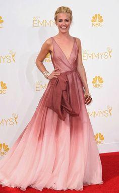 Cat Deeley Emmy award 2014: best dressed