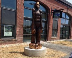 The world's only cryptozoology museum is located at Thompson's Point in Portland, Maine Cryptozoology Museum, Portland Maine, Museums, World, The World, Museum, Peace, Earth