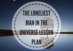 The Loneliest Man in the Universe lesson plan - Lesson Plans Digger Free English Lessons, English Lesson Plans, Esl Lesson Plans, Esl Lessons, Cambridge Exams, Michael Collins, Digger, Teaching Tips, Classroom Activities