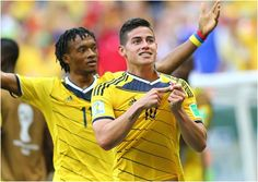 2014 #FIFAWORLDCUP - GROUP C - 21ST MATCH - #COLOMBIA VS CÔTE D'IVOIRE MATCH RESULT  http://football.chdcaprofessionals.com/2014/06/2014-fifa-world-cup-group-c-21st-match.html