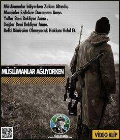 Müslümanlar Ağlıyorken – Klip - http://jihadmin.com/tr/video/klip/muslumanlar-agliyorken-klip.html