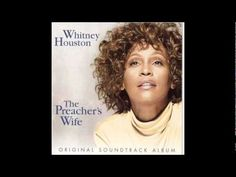 "After all these years, I still love this song: Whitney Houston, ""I Go To The Rock"" from The Preacher's Wife soundtrack. Whitney Houston Youtube, Whitney Houston Albums, Joy To The World, In This World, Cissy Houston, Divas, Preachers Wife, I Look To You, I Love The Lord"