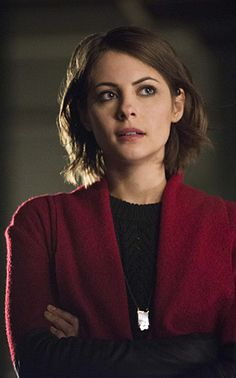 - Thea Queen from the tv show Arrow