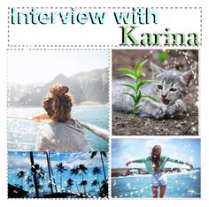 """Interview with karina"" by ti-california-bae ❤ liked on Polyvore featuring women's clothing, women, female, woman, misses, juniors and YOYOinterveiws"